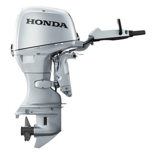 HONDA BF50 LRTZ - Tiller