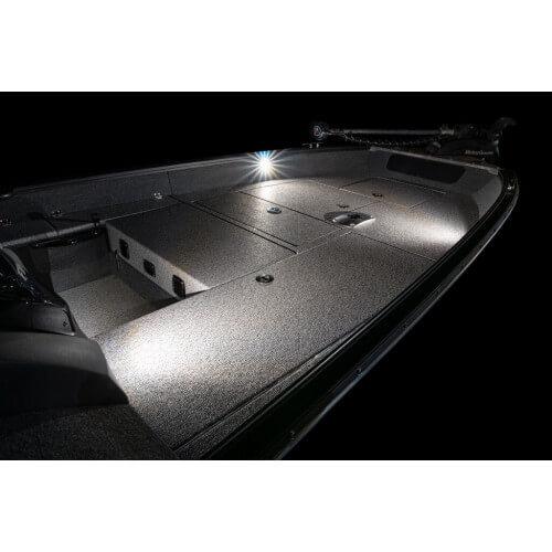 LED podsvietenie prednej paluby