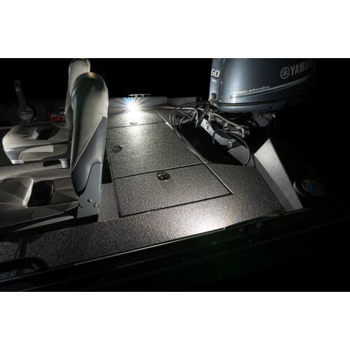 LED podsvietenie zadnej paluby