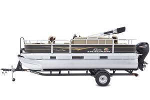 Rybársky čln BASS BUGGY 18 DLX