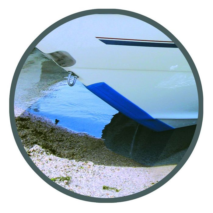 Ochrana nosu člna KEELGUARD 1.22 m