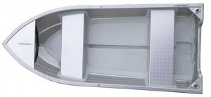 Rybársky čln Smartliner Alu 110