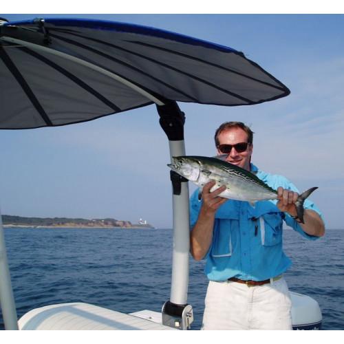 Rybársky čln Prístrešok Junior Pro (70-90 cm)