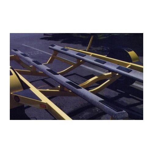 Rybársky čln Sada kĺzavých lyžín