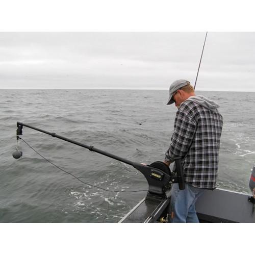 Rybársky čln Prívlačový navijak Uni-Troll 10 manuálny