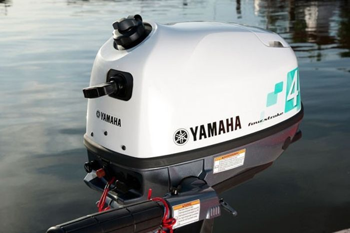 Yamaha F 4 BMHL