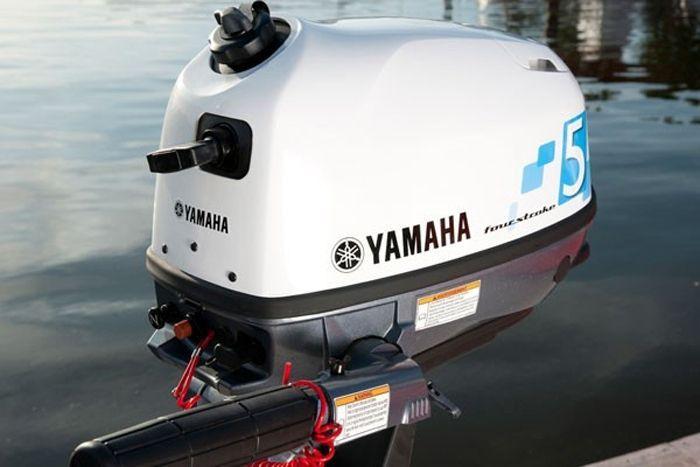 Yamaha F 5 AMHS