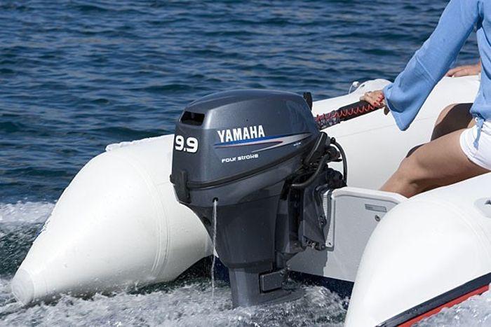 Yamaha F 9.9 FES