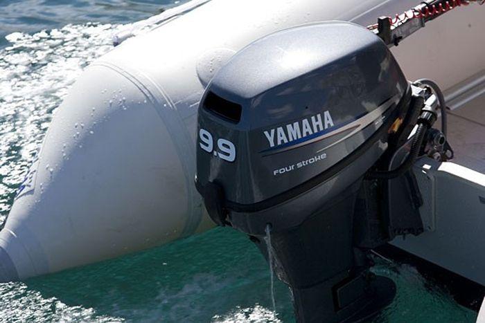 Yamaha FT 9.9 GMHL