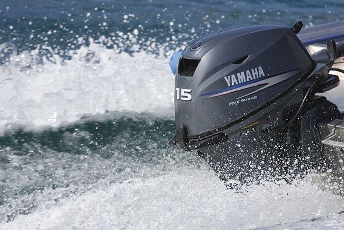 Yamaha F 15 CMHS