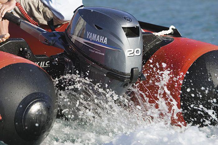 Yamaha F 20 BES