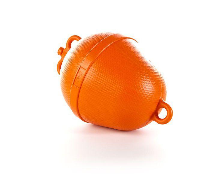 Kotviaca bója oranžová
