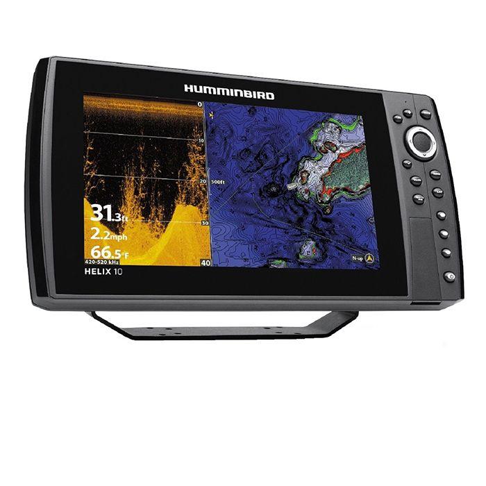 Sonar Humminbird Helix 10X CHIRP MEGA DI GPS G2N