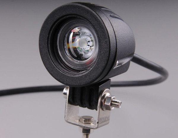 Pomocný svetlomet LED 8 - 30 V