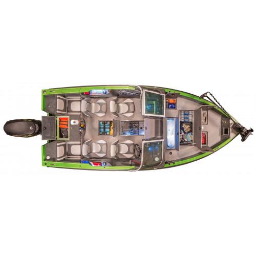 Finval  555 FishPro loď pre rybára
