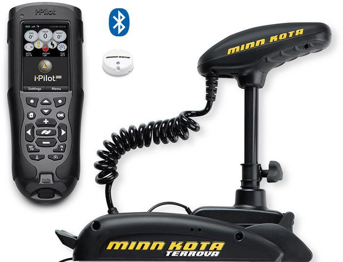 Elektromotor Minnkota Terrova 55lbs/137cm/US2/i-Pilot LINK/Bluetooth