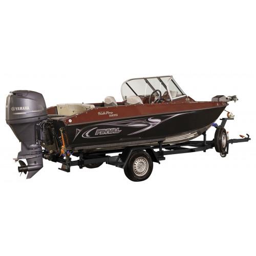 Finval  505 FishPro CB loď pre rybára