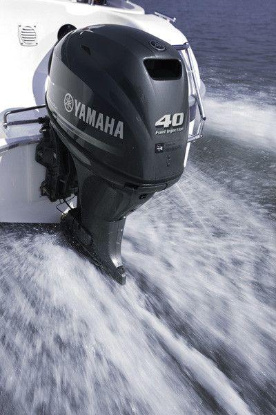Yamaha F 40 FETS