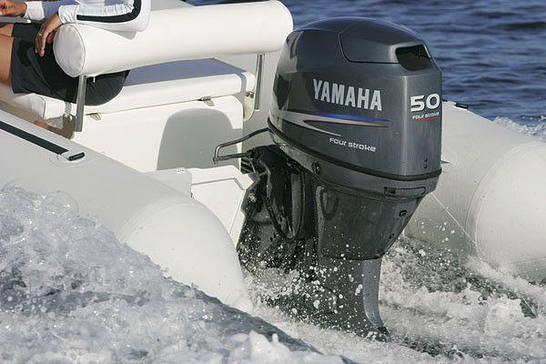 Yamaha F 50 FEDL