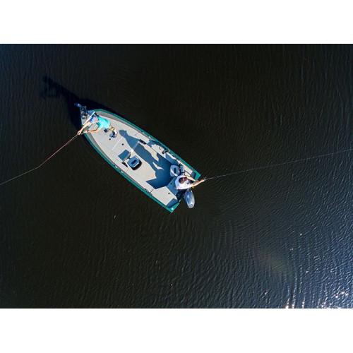 Finval  510 Rangy Tiller loď pre rybára