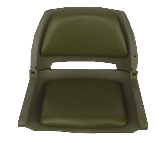 Sklápacie sedadlo 50x40 cm zelené