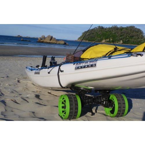 Rybársky čln C-TUG transportný/manipulačný vozík