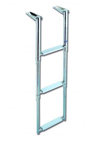 Kúpací teleskopický rebrík