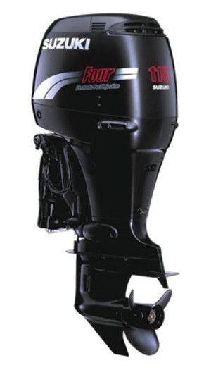 Suzuki DF 115 TL