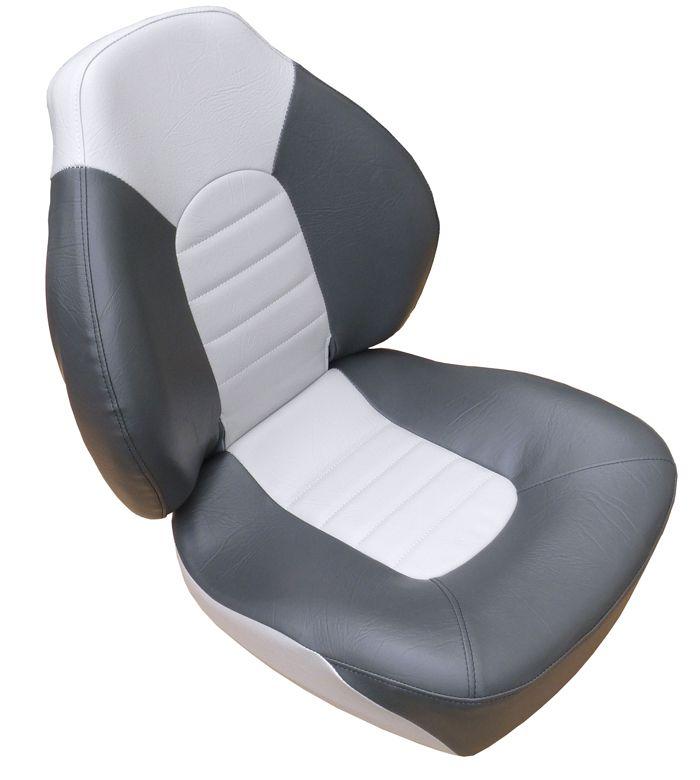 Sklápacie sedadlo PRO sivé