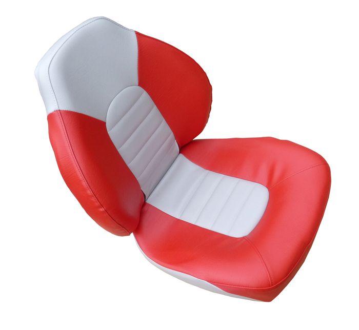 Sklápacie sedadlo PRO červené