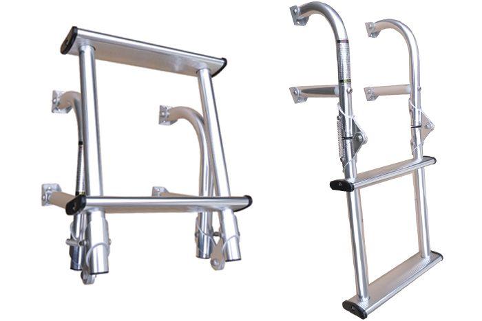 Hliníkový kúpací rebrík