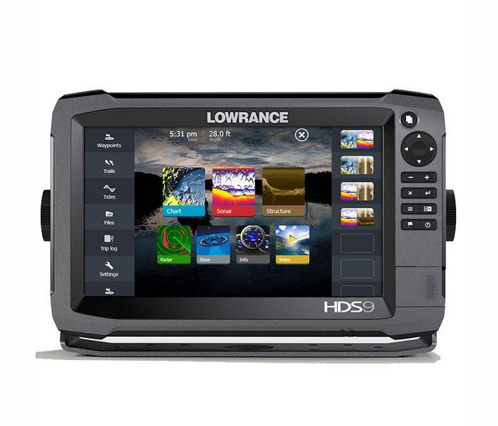 Sonar Lowrance HDS 9 Gen3 s GPS