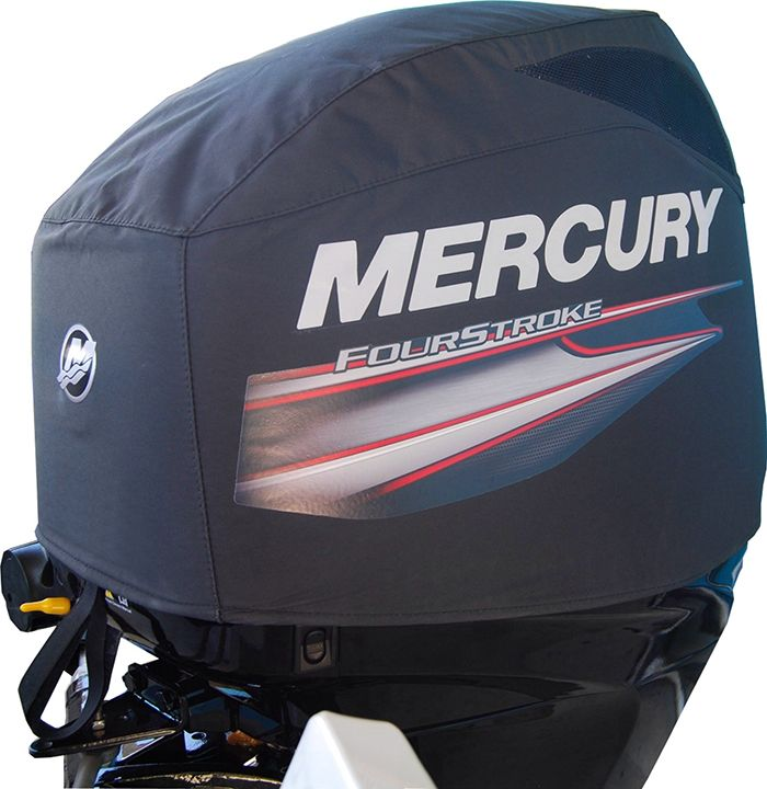 Krycia plachta na motor Mercury II