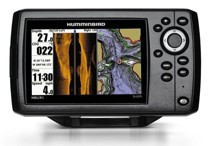 Humminbird Helix 5 SI GPS G2