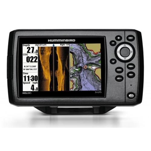 Rybársky čln Humminbird Helix 5 SI GPS G2