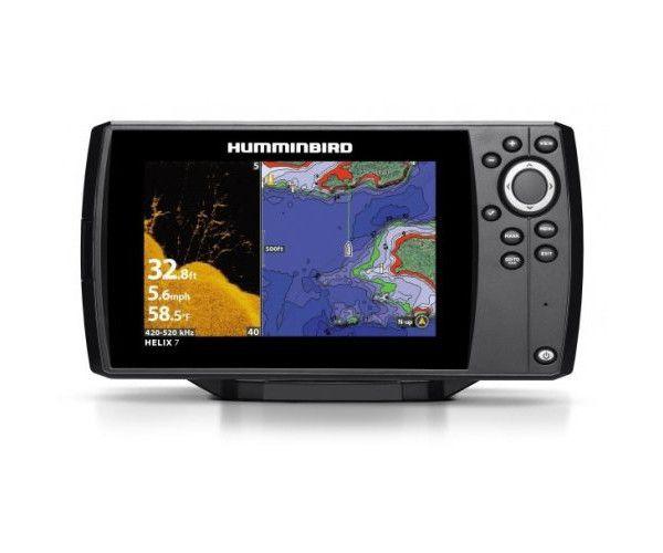 Sonar Humminbird HELIX 7x CHIRP DI GPS G2N