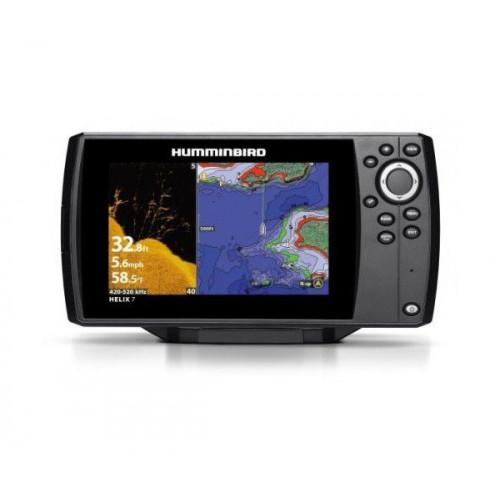 Rybársky čln Sonar Humminbird HELIX 7x CHIRP DI GPS G2N