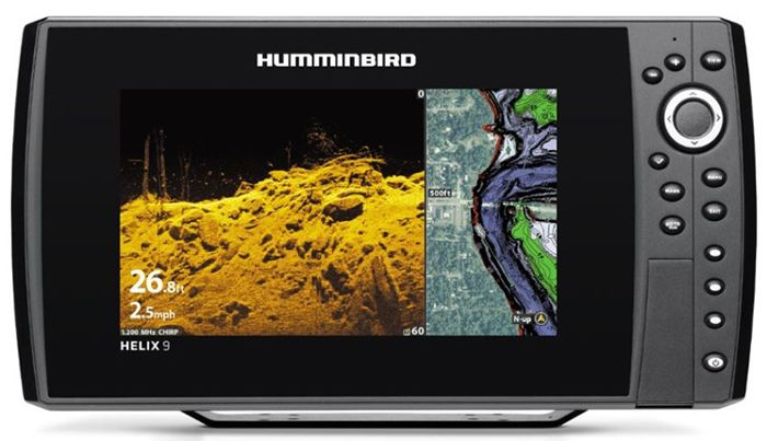 Sonar Humminbird HELIX 9x CHIRP MEGA DI GPS G2N