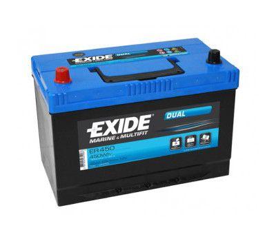 Akumulátor Exide Dual 12V 95Ah 650A ER450