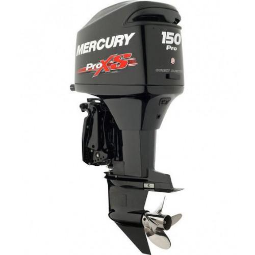 Rybársky čln Motor Mercury 150 L Optimax ProXS