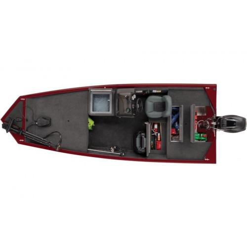 TRACKER Pro 160 loď pre rybára