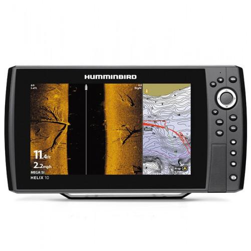 Rybársky čln Sonar Humminbird HELIX 10x CHIRP MEGA SI GPS G2N