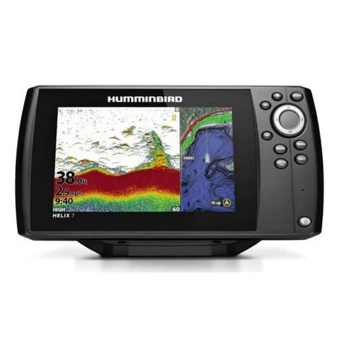 Rybársky čln Sonar Humminbird Helix 7X CHIRP GPS G3N