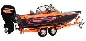 Rybársky čln FINVAL 555 SportAngler