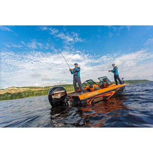 FINVAL 555 Sport Angler loď pre rybára