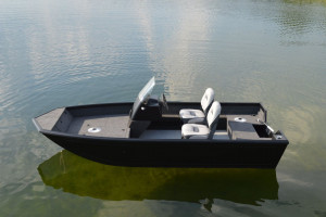 Rybársky čln PowerBoat 420 akciový komplet