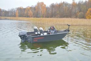 Rybársky čln PowerBoat 420 SC + Honda BF 40HP akciový komplet