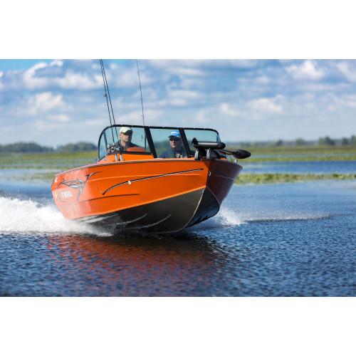 Finval 475 Evo DC JS loď pre rybára