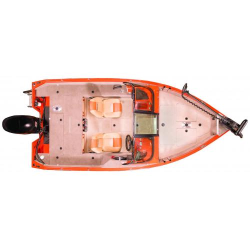 Finval 475 Evo DC SP loď pre rybára