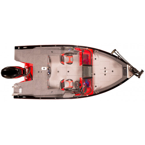 Finval 550 Evo DC JS loď pre rybára
